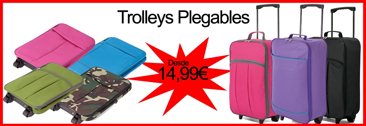 Banner Trolleys Plegables
